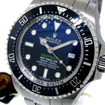 Rolex James Cameron D  Blue Deepsea Sea Dweller 116660 Blue...