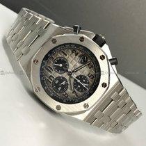 Audemars Piguet - Royal Oak 26470PT.OO.1000PT.01 Grey Dial...