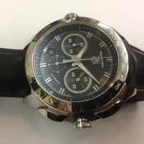 TAG Heuer SLR Mercedes-Benz chronograph and stainless steel