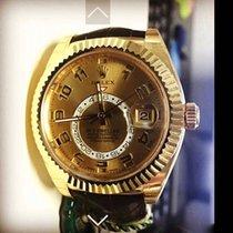 Rolex Sky-Dweller, Ref. 326138 - champagner arabisches...