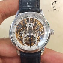 Audemars Piguet Jules Audemars Openworked Minute Repeater in...
