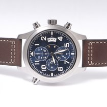 IWC Pilot's Double Chronograph Le Petit Price Limited 1000