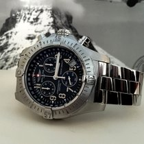 Breitling Avenger Seawolf Pilot Steel 45 mm ( Full Set 2009)