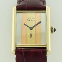 Cartier Must de Cartier Quartz Silver Lady