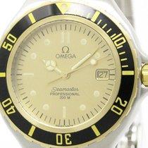 オメガ (Omega) Polished Omega Seamaster Professional 200m Quartz...