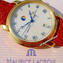 Maurice Lacroix Les Mécaniques 2ème Temps GMT
