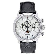 Blancpain Men's Leman Flyback Chrono Perpetual Calendar Watch