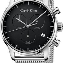 ck Calvin Klein City Chrono K2G27121 Herrenchronograph Swiss Made