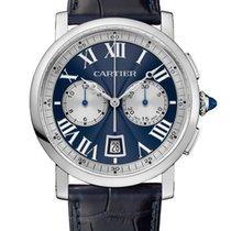 Cartier Rotonde de Cartier Chronograph White Gold Limited Edition