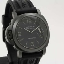 Panerai Luminor Marina Left-handed - PVD- Full Set PAM00026