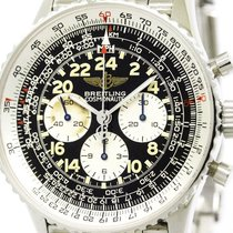 Breitling Polished Breitling Navitimer Cosmonaute Hand-winding...