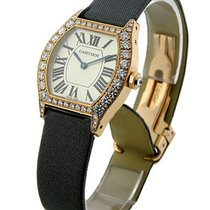 Cartier WA507031 Tortue with Diamond Case Small Size - Rose...