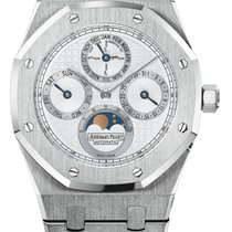 Audemars Piguet Royal Oak Perpetual Calendar Steel Platinum
