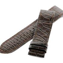 Jaeger-LeCoultre 22mm Brown Alligator Bracelet for Reverso model
