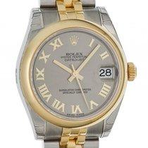 ロレックス (Rolex) Datejust Medium 31mm Stahl Gelbgold Jubilé...