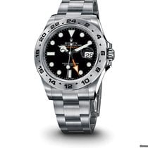 Rolex Explorer II / 42mm / Black Dial / 216570 / 2013