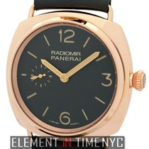 Panerai Radiomir Collection Radiomir 42mm 18k Rose Gold ...