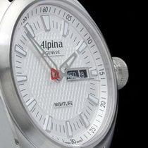 Alpina Nightlife Club Day-Date 44mm
