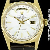 Rolex Vintage Day Date President 1803 18k Automatic White Dial...