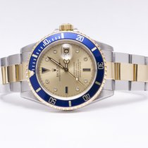 Rolex Submariner Sultan 16613