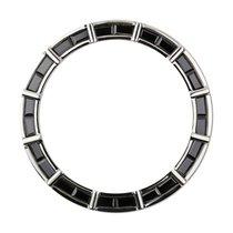 Rolex Daytona Black Baguette Cut Precious Stones Custom Bezel