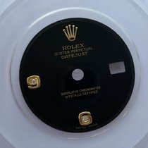 Rolex lady ONYX Diamond Rolex  Dial Date Just Zifferblatt 69173