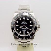 """Rolex Submariner no Date Stahl """"Tritium"""""""