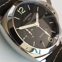 Panerai PAM 535 Luminor 1950 3 Days GMT Automatic Acciaio - 42 MM