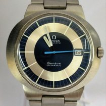 Omega Dynamic Date Automatic circa 1968/72  stainless steel