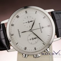 Blancpain VILLERET CHRONOGRAPH AUTOMATIC WHITE GOLD