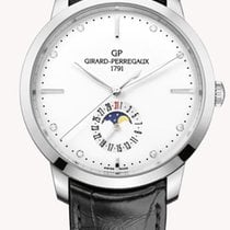 Girard Perregaux 1966 Date And Moon Phases Automatic 40mm