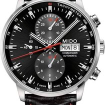 Mido Commander Chronograph Caliber 60 M016.414.16.051.00