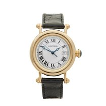 Cartier Diablo 18k Yellow Gold Ladies 1420-0 - W3967