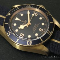 "Tudor : Rare Special Edition For Bucherer Blue Bronzo ""Ref..."