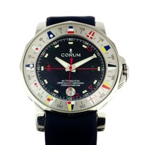 Corum Admiral's Cup Stainless Steel 44mm Automatic Ref...