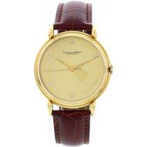 IWC Schaffhausen 18K Yellow Gold Watch