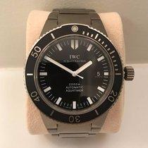 IWC Aquatimer 2000 GST ti