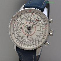 Breitling Navitimer Montbrillant Datora Chronograph -Stahl/...