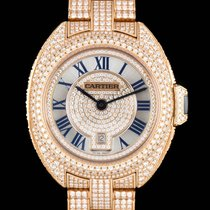 Cartier 18k Rose Gold Unworn Fully Loaded Clé De Cartier HPI01039