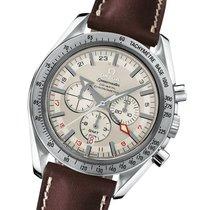 Omega Speedmaster Co-Axial GMT Broad Arrow ref. 38813037...