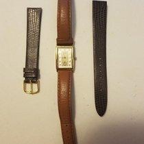 Gruen Vintage Gruen Precision Gold Plated Quartz Men's Watch
