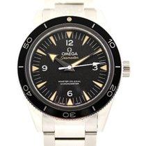 Omega New seamaster master co-axial