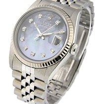 Rolex Used 16234 Mens DATEJUST with Jubilee Bracelet 16234 -...
