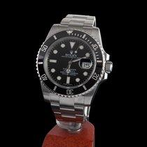 Rolex submariner steel date 300m ceramic