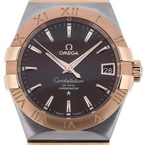 Omega Constellation 38 Automatic Chronometer Dual Tone