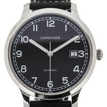 Longines Heritage Military 1938 40 Automatic Date