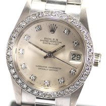 ロレックス (Rolex) DATE JUST original diamond Mid-size 6827G