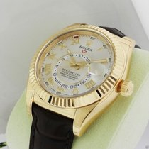 Rolex Sky Dweller 326138 Oyster Perpetual Yellow Gold