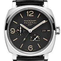 Panerai PAM 628 RADIOMIR 1940 3 DAYS GMT POWER RESERVE ACCIAIO