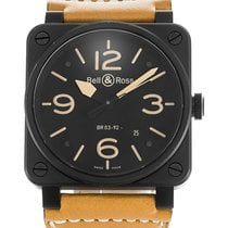 Bell & Ross Watch BR03-92 BR03-92-S